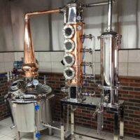 Аппарат для производства виски и бурбона
