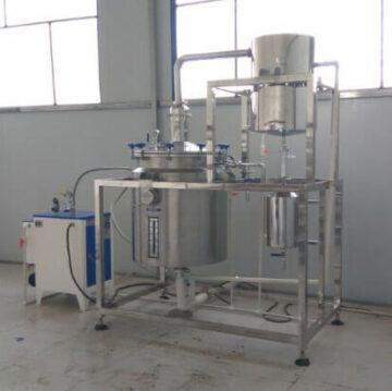 Аппарат для получения эфирных масел 10-100 литров