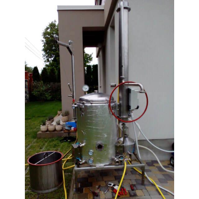 Аппарат для получения эфирных масел 100-300 литров