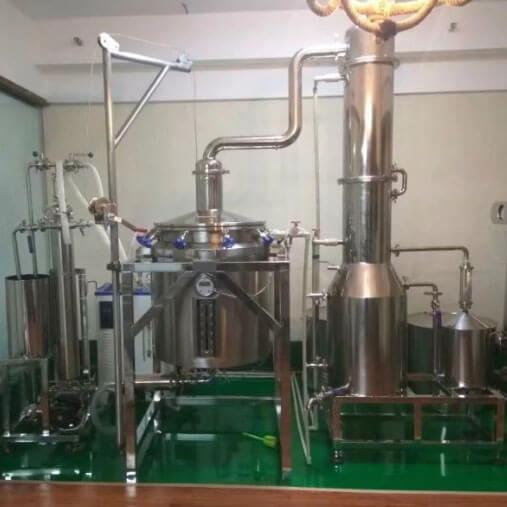 Аппарат для производства эфирных масел 300-500 литров