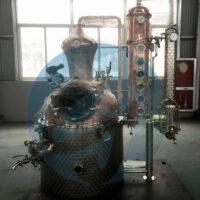 Аппарат для производства коньяка и бренди