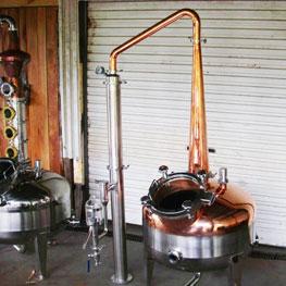 Аппарат для виски Pot still