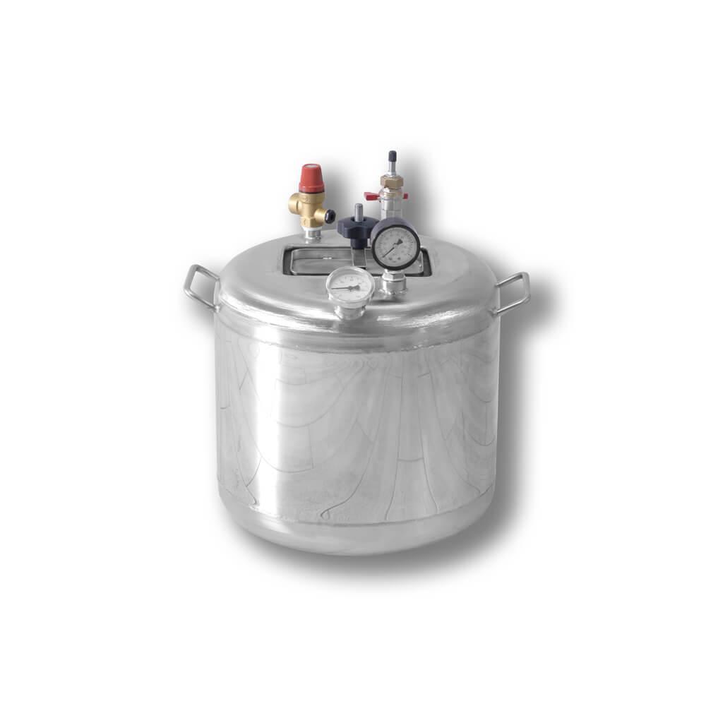 Автоклав бытовой для консервирования GOOD 16