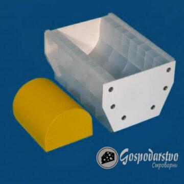 Форма для мягкого сыра 1,5 кг