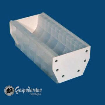 Форма для мягкого сыра 2.5 кг