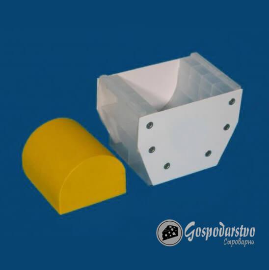 Форма для мягкого сыра 0,5 кг