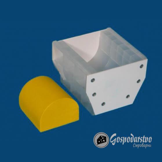Форма для мягкого сыра 1 кг