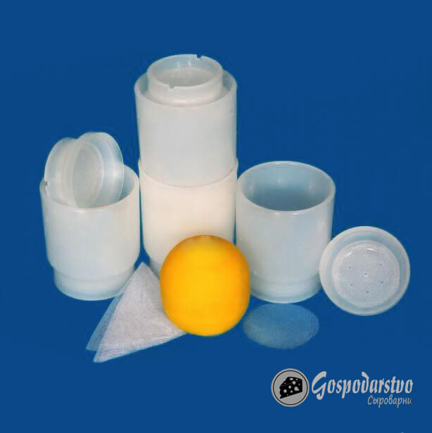 Форма для сыра шар 0,5 кг
