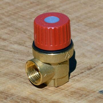Защитный клапан для автоклава