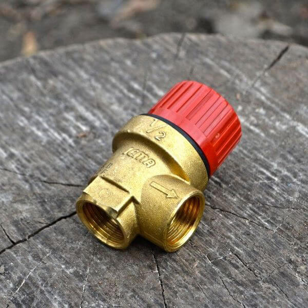 Клапан подрывной для автоклава