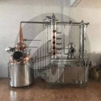 Миниспиртзавод 200 - 1000 литров