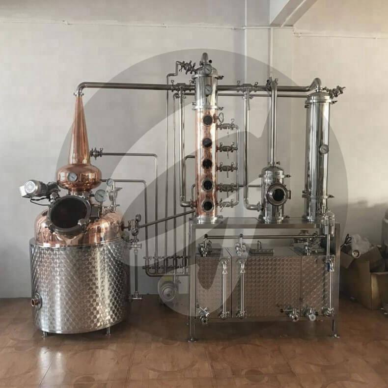 Миниспиртзавод от 200 до 1000 литров