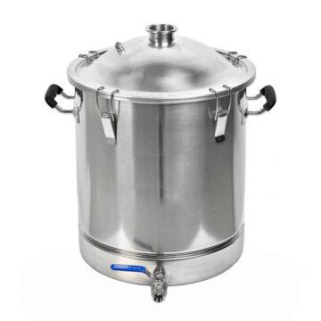 Перегонный куб 20 литров кламп