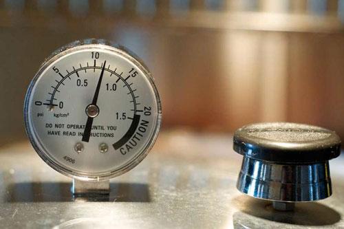 Температура в автоклаве для консервирования