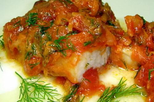 Рыба в томатном соусе в автоклаве